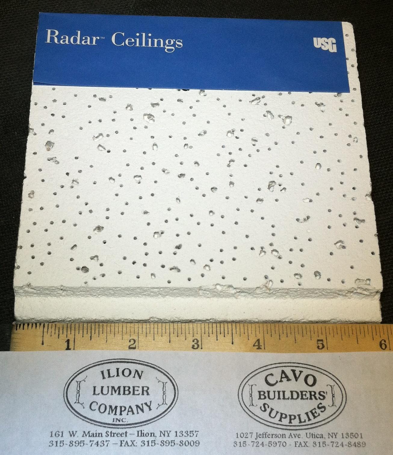 Ceiling Tile Ilion Lumber Company