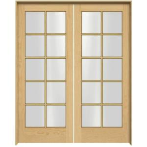 Clearance items ilion lumber company for Double hung exterior french doors