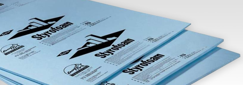 Styrofoam Insulation Ilion Lumber Company
